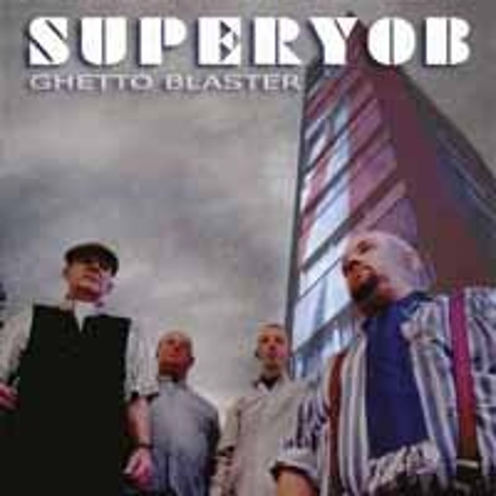 "Ghetto Blaster (LP + 7"" EP with 4 extra tracks)"