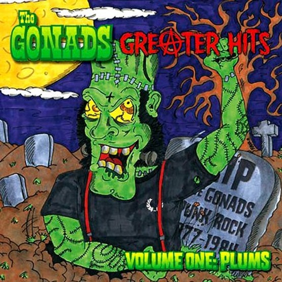 "Greater Hits Volume One: Plums (LP + 7"" EP with 3 extra tracks)"