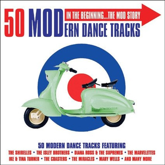 In The Beginning...The Mod Story - 50 MODern Dance Tracks (2 CD)