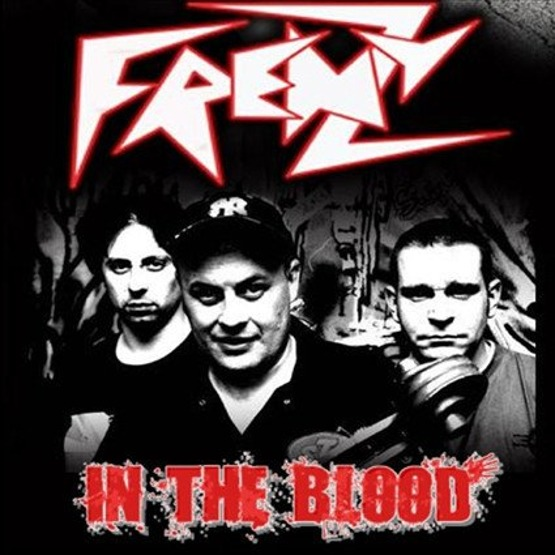 In The Blood (CD + DVD)