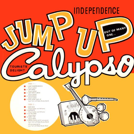 Independence Jump Up Calypso (LP, czarny winyl)