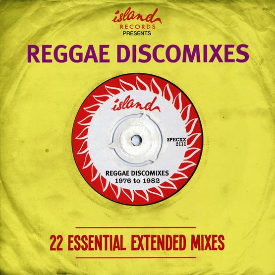Island Presents Reggae Discomixes (2 CD)