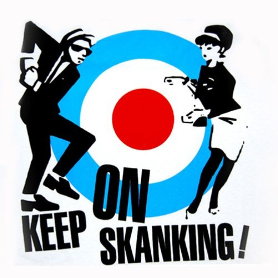 KEEP ON SKANKING (damska)