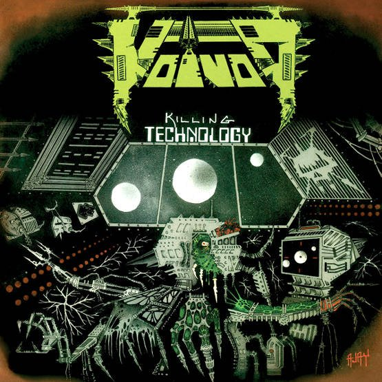 Killing Technology (LP, czarny winyl)