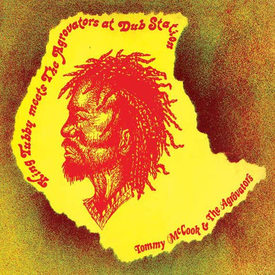 King Tubby meets The Agrovators at Dub Station (LP, czarny winyl)