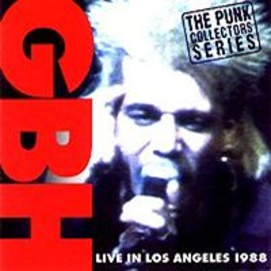 Live In Los Angeles 1988