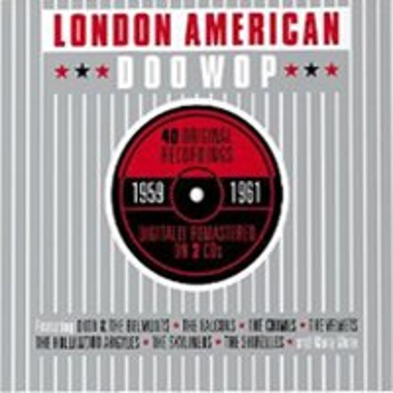 London American Doo Woop 1959-61 (2 CD)