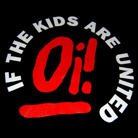 Oi! If The Kids Are United (damska)