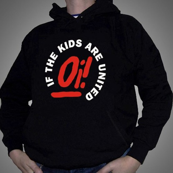 Oi! If the kids are united (bluza)