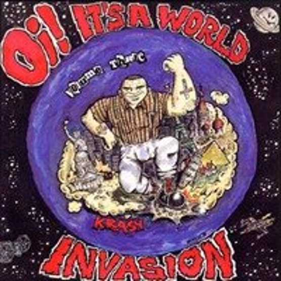 Oi! It's A world Invasion 3