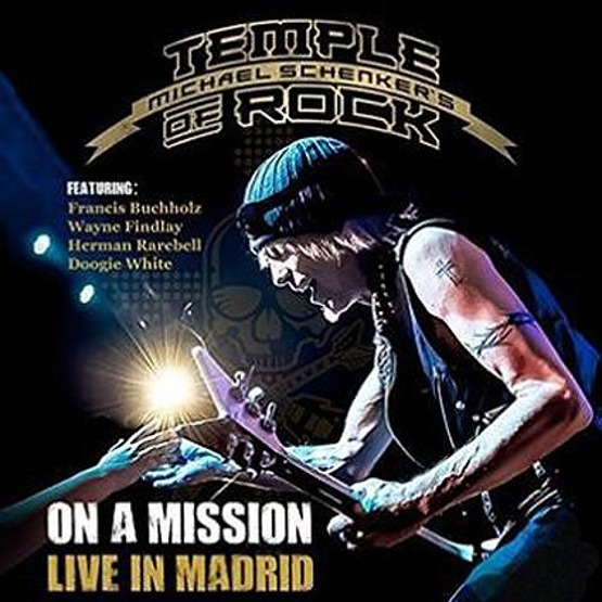 On A Mission: Live In Madrid (2 CD)