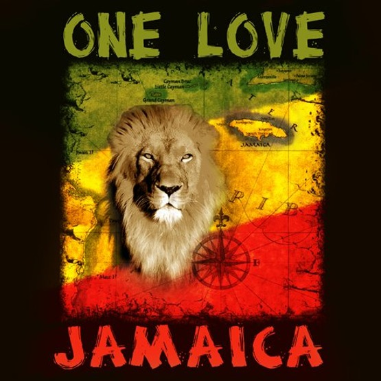 One Love Jamaica (męska)