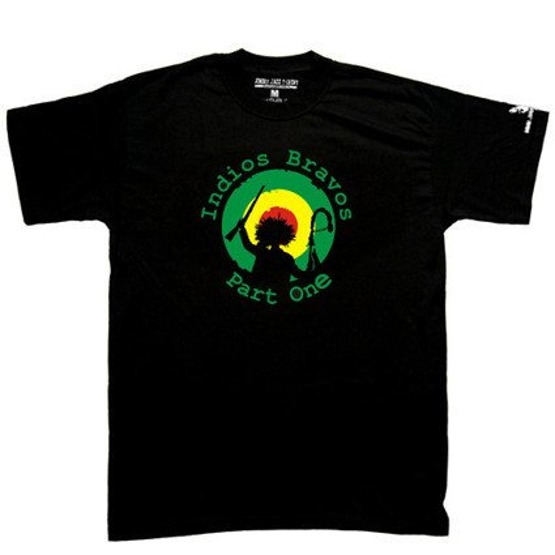 Pakiet INDIOS BRAVOS (t-shirt + CD)