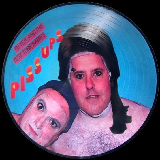 Piss Ups (LP, Picture disc)