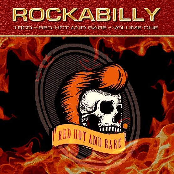 Rockabilly: Red Hot & Rare Vol.1 (10 CD Box)