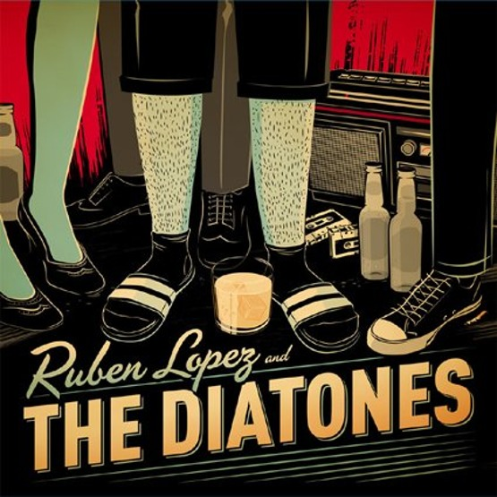 Ruben Lopez & The Diatones (LP + MP3)
