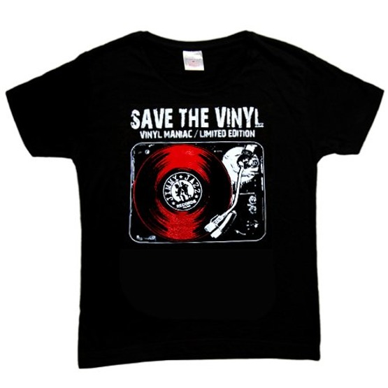 Save The Vinyl (damska)