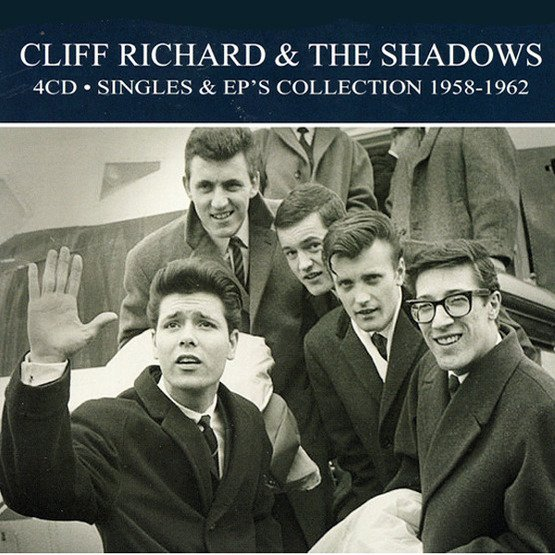 Singles & EP's Collection 1958-1962  (Remastered / 4 CD)