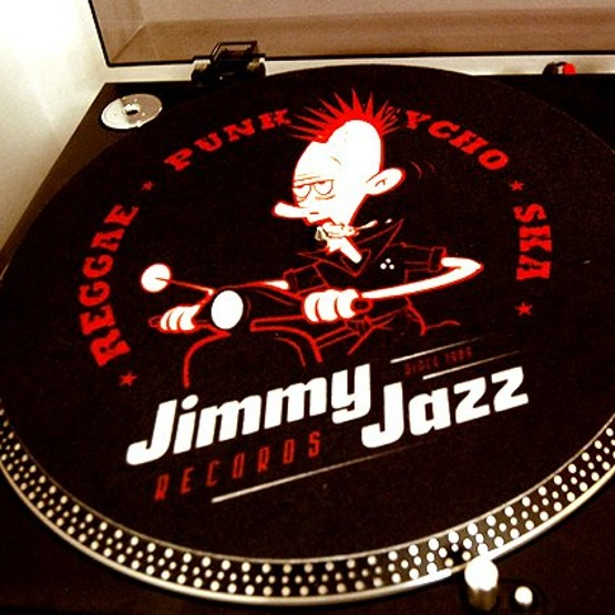 Slipmata - Jimmy Jazz Logo (Skuter)