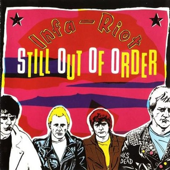 Still Out Of Order (LP, czarny winyl)