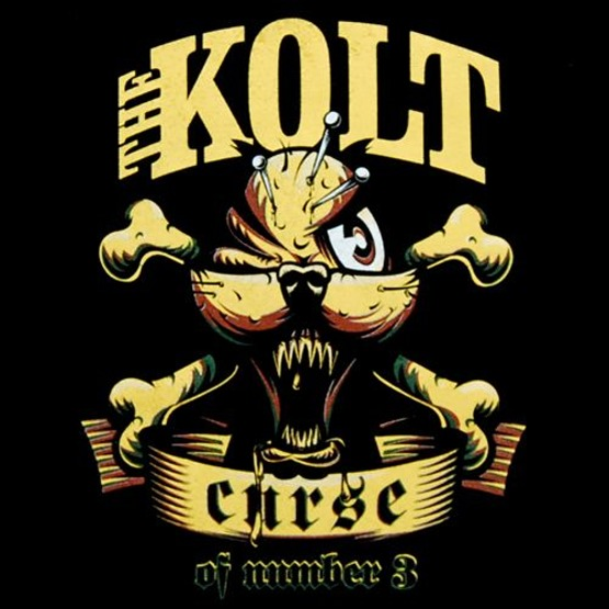 THE KOLT - Curse Of Number 3 (damska)