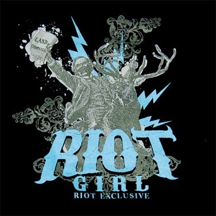 Tank Top Riot Girl - Exclusive