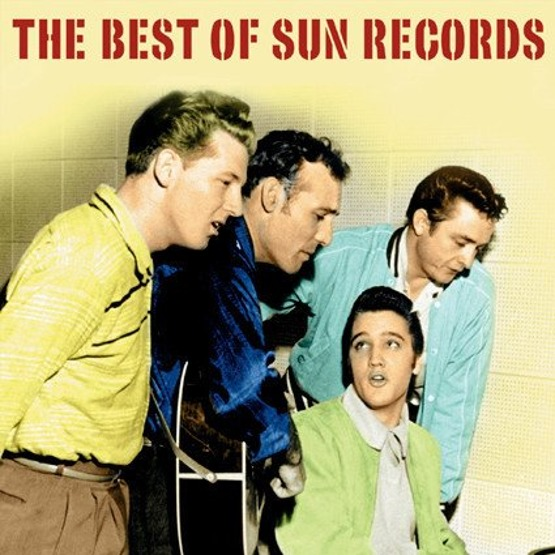 The Best Of Sun Records (2 CD)