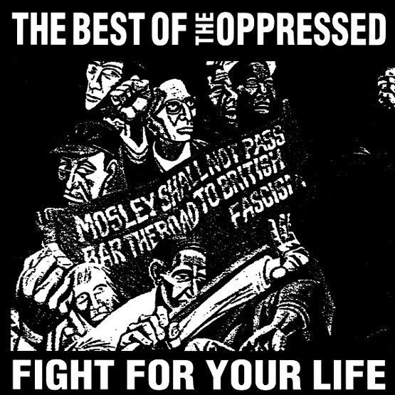 The Best Of The Oppressed - Fight For Your Life (LP, czarny winyl)