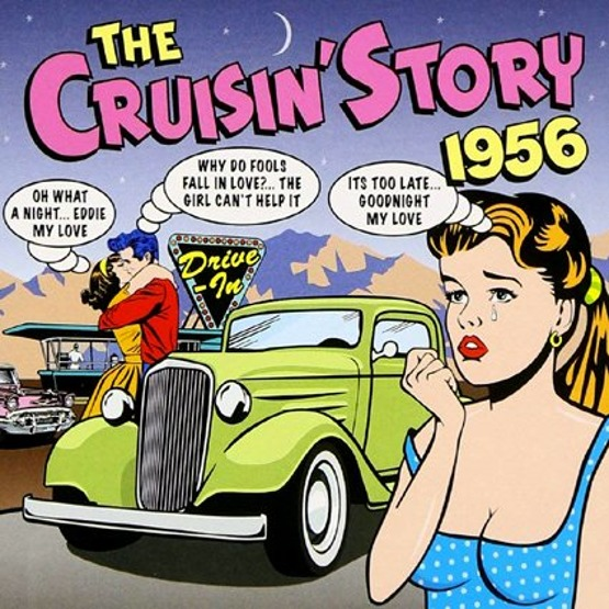 The Cruisin' Story 1956 (2 CD)