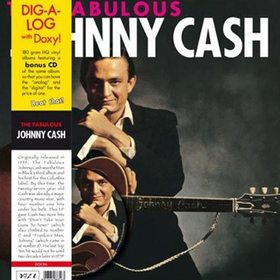 The Fabulous Johnny Cash (LP + CD)