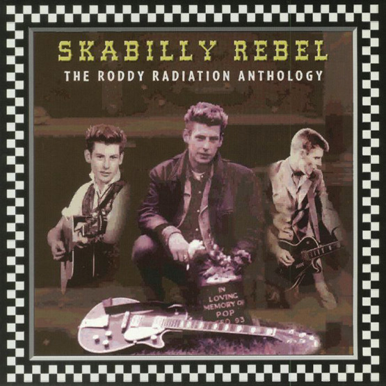 The Roddy Radiation Anthology (LP, czerwony winyl, 180 g + CD)