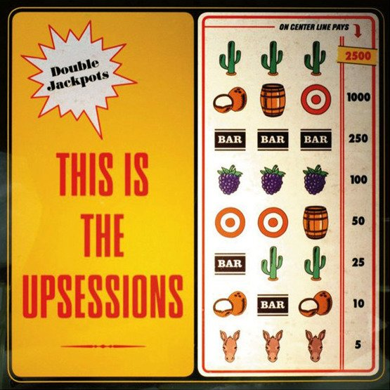 This Is Upsessions (LP, czarny winyl + CD)