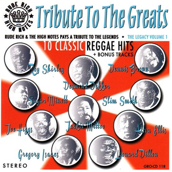 Tribute To The Greats (LP, czarny winyl)