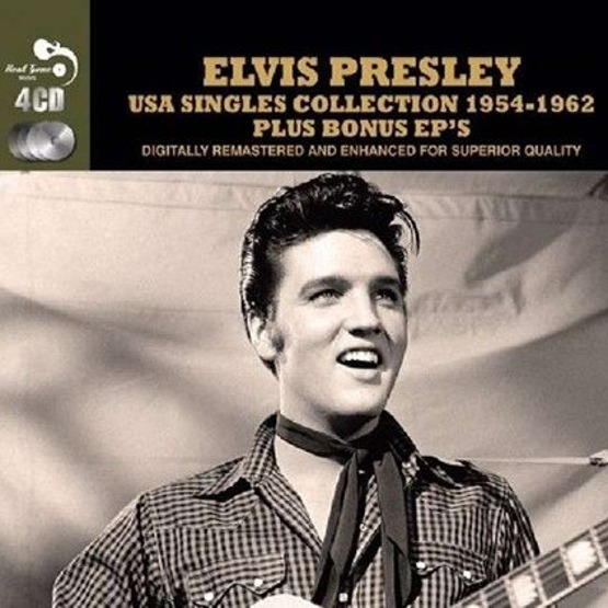 USA Singles Collection  1954-62 plus bonus EP's (Remastered / 4 CD)