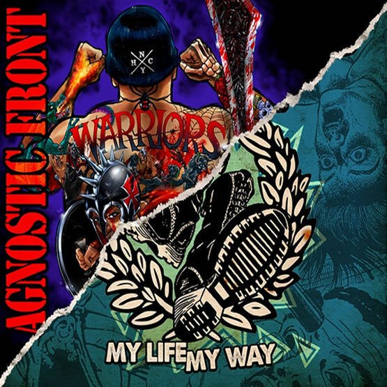 Warriors / My Life My Way (2 CD)