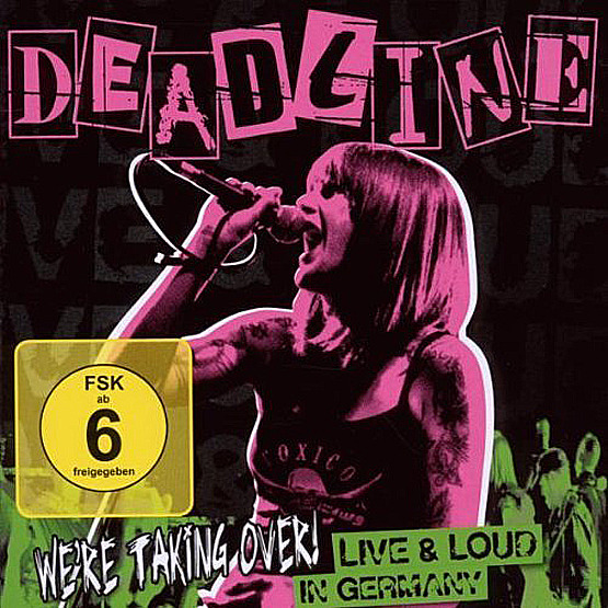 We Are Taking Over / Live And Loud In Germany (CD + DVD)