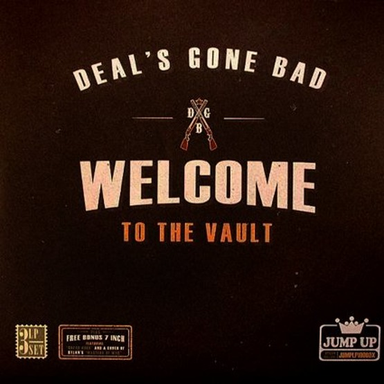 "Welcome To The Vault 1998-2002 The Box Set (3 LP+7"")"
